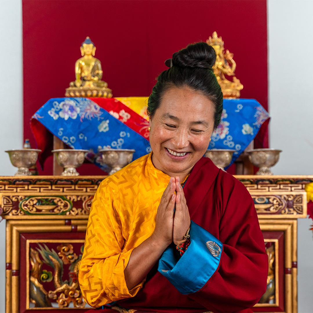 Embodying the Bodhisattva Ideal
